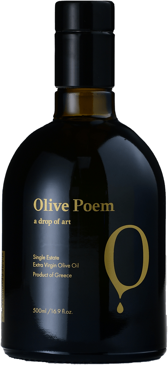 Olive Poem - A Drop of Art