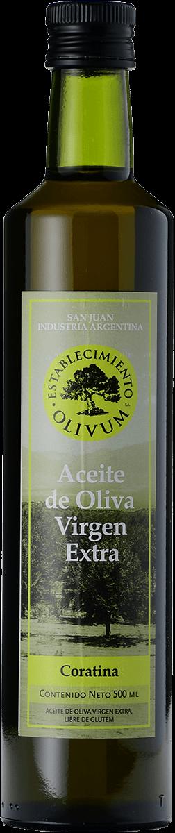 Establecimiento Olivum Coratina