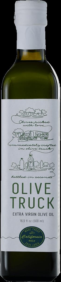 Olive Truck Monocultivar Hojiblanca