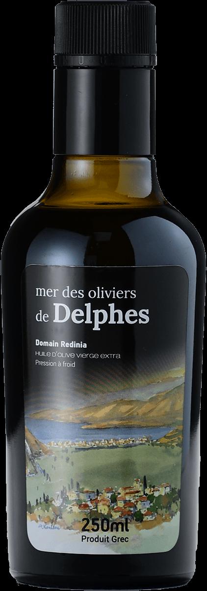 Mer des Oliviers de Delphes