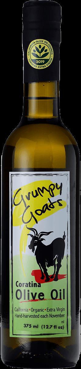 Grumpy Goats Farm Coratina