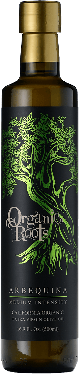 Organic Roots Arbequina