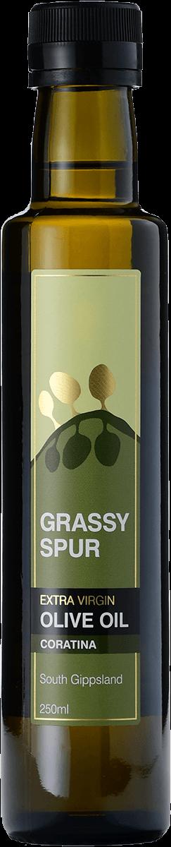 Grassy Spur Olives Coratina