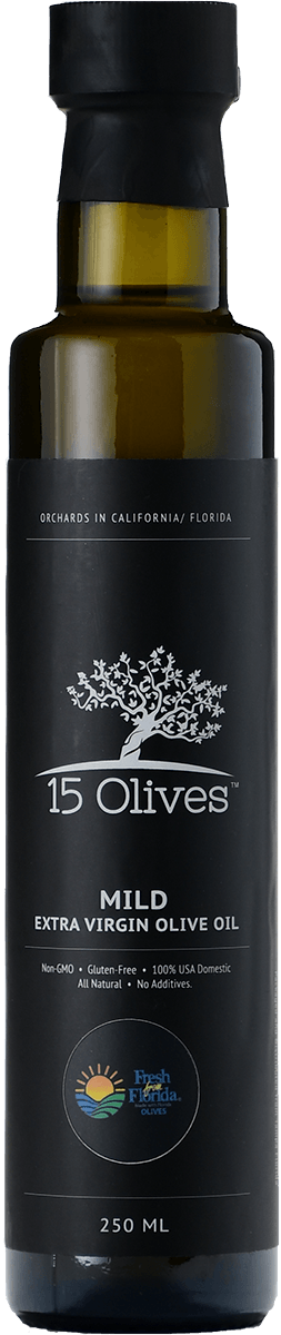 15 Olives Frantoio